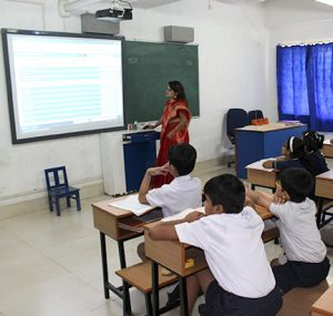 Interactive Class Rooms